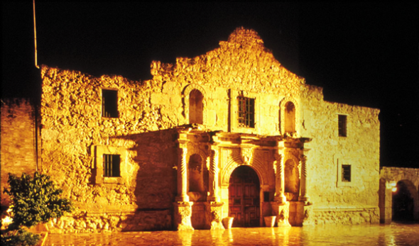 Ken and Kevin visit the home of The Alamo on Road Trip VII